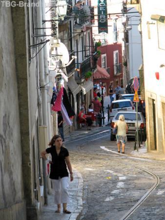 Улицы Лиссабона №26