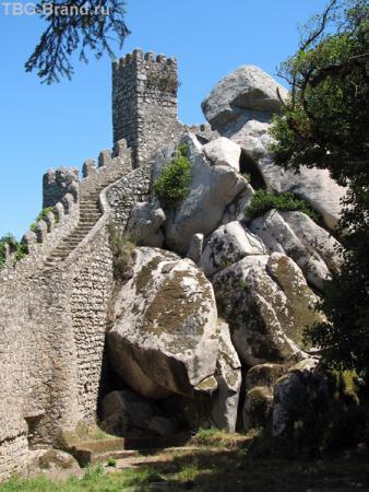Castelo dos Mouros #1