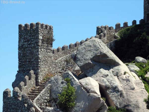 Castelo dos Mouros #2