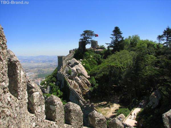 Castelo dos Mouros #4