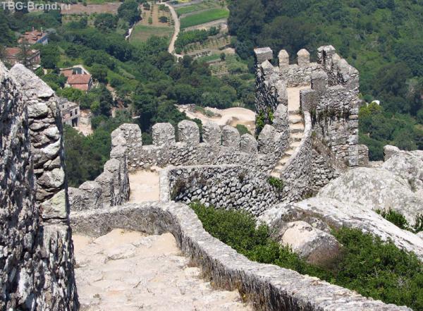 Castelo dos Mouros #6