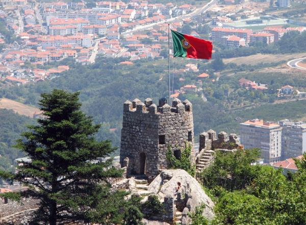 Castelo dos Mouros #8