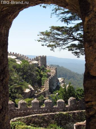 Castelo dos Mouros #11