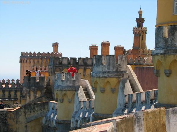 Mosteiro da Pena #6