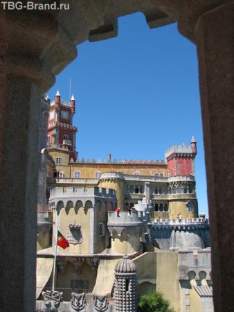 Mosteiro da Pena #8