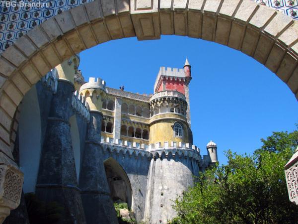 Mosteiro da Pena #12