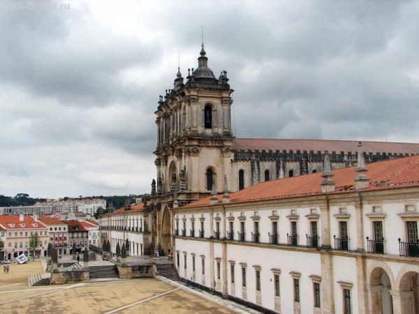 Алкобаса. Монастырь Святой Марии #2