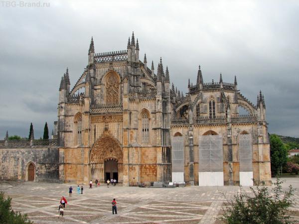 Монастырь Баталья #1