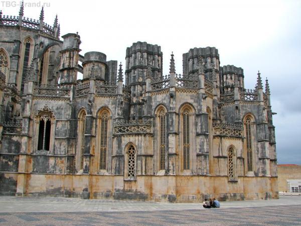 Монастырь Баталья #4
