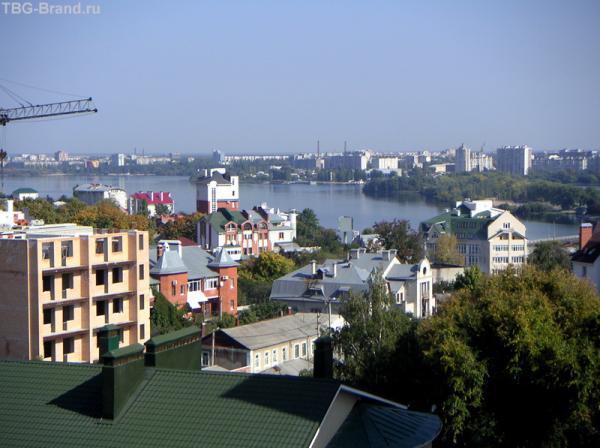 Город над рекой