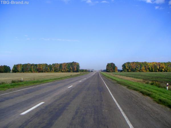 Дорога на Воронеж