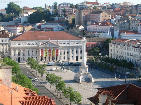 Лиссабон - город на семи холмах #3