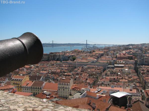 Лиссабон - город на семи холмах #9