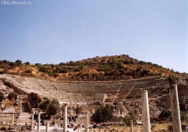 Эфес. Древний город #3
