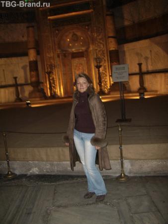 В Святой Софии
