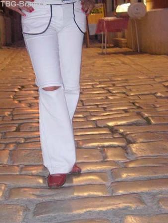 мои ножки на ровиньской дорожке