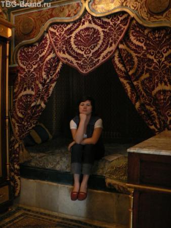 Кровать первой жены бея