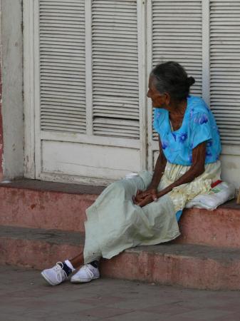 Жизнь в Никарагуа течет неспешно…