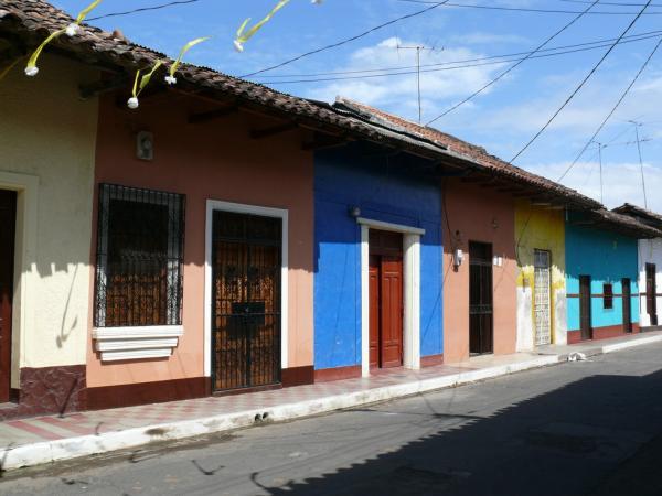 Улочка в Гранаде.