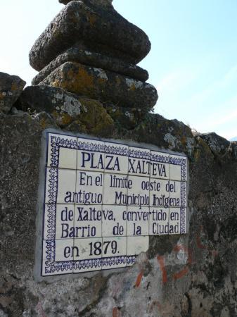 5.Город Гранада был основан в 1524 году на месте индейского поселения Шальтева. Оно сохранилось в названии городского квартала.