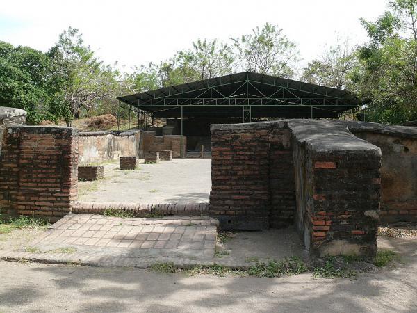 Церковь Ла Мерсед, где был похоронен Кордова