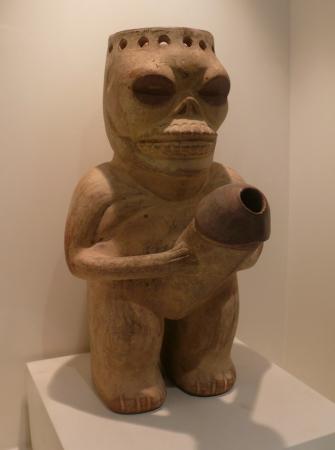 Эротическая керамика Моче. Лима, музей Ларко.