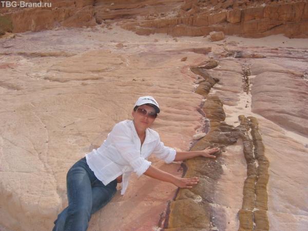 Цветной каньон -чудо природы...