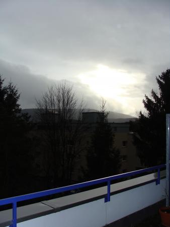 в тех облаках прячется Германия