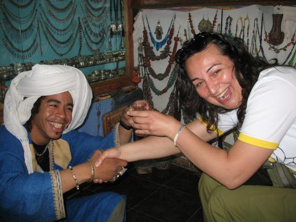 сделка с туарегом