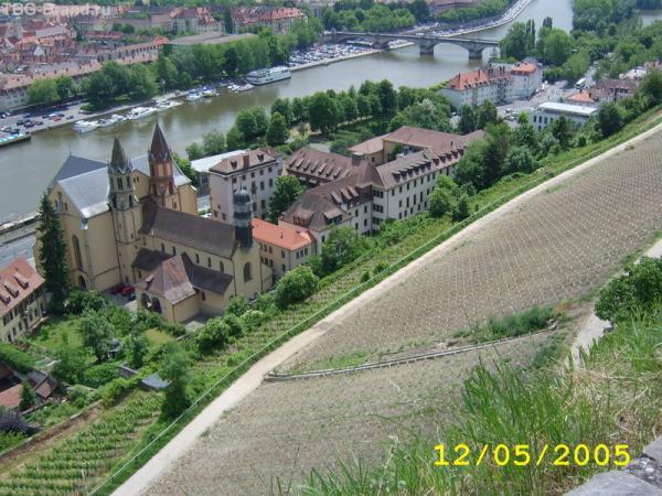 Вюрсбург, виноградники короля...