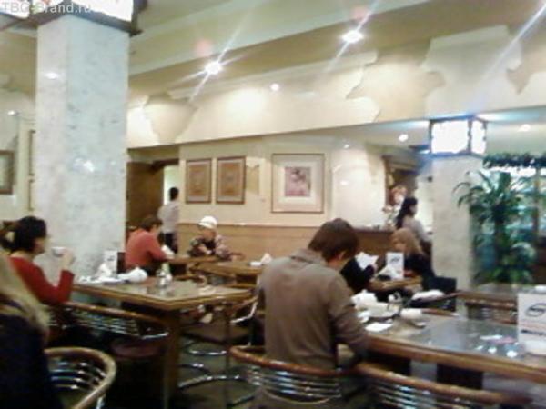отличное кафе- кофейня в Воронеже