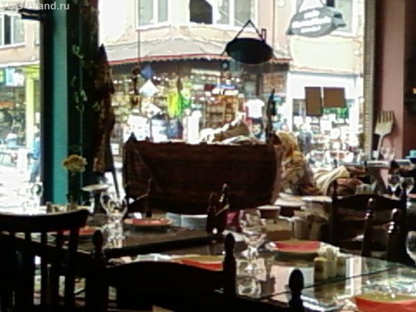 Стамбульская кофейня