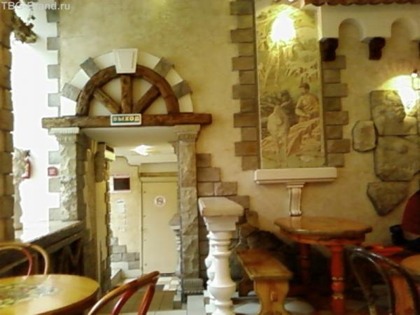 изумительное кафе-Домино в Смоленске