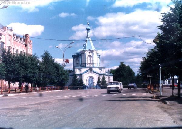 Тамбовская область г.Рассказово