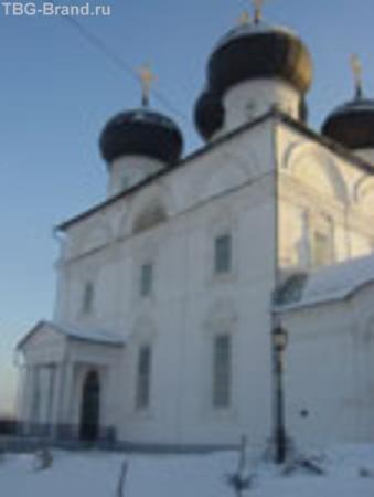 Вятка Трифонов монастырь