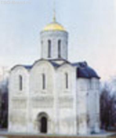 Собор Св.Димитрия во Владимире