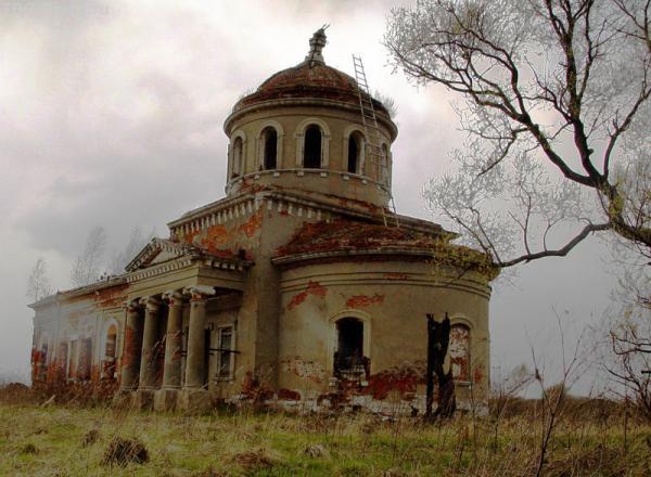 Фото Рантона- Храм в д.Пантелеево