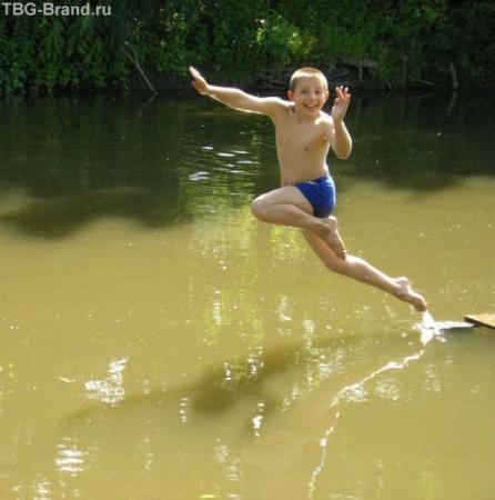 и это - тоже прыжок.фото заимствованное...