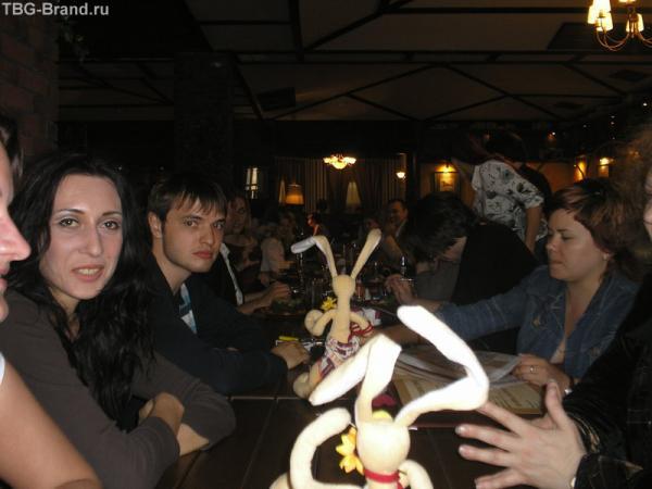 Льдинка, Анаконда  и блоггеры...