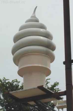Chambesburg-фабрика мороженого
