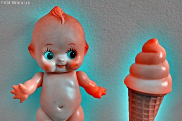 игрушки детства