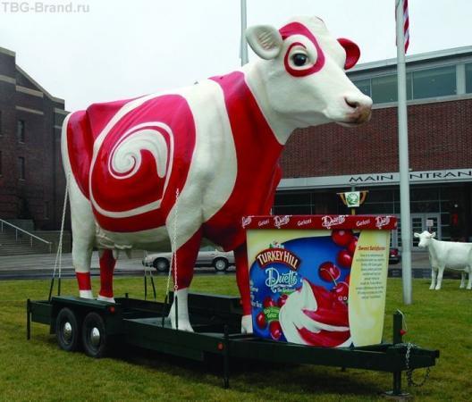 турция...в здоровой корове- здоровое мороженое!