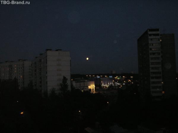 засыпающая Москва...и где-то там усталые и счастливые блоггеры
