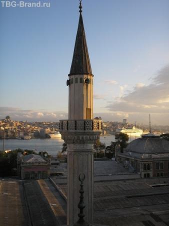 утро в Стамбуле...