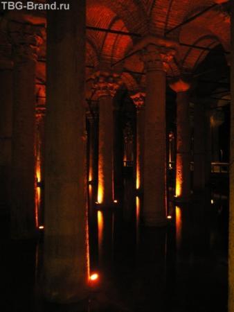подземные воды...
