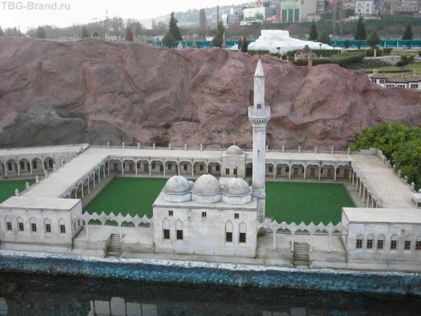 макеты турецких знаменитых мест