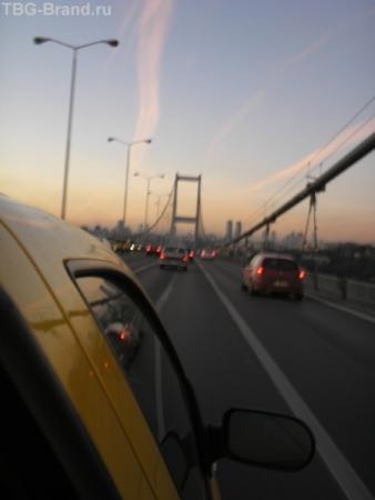 старый мост через Босфор