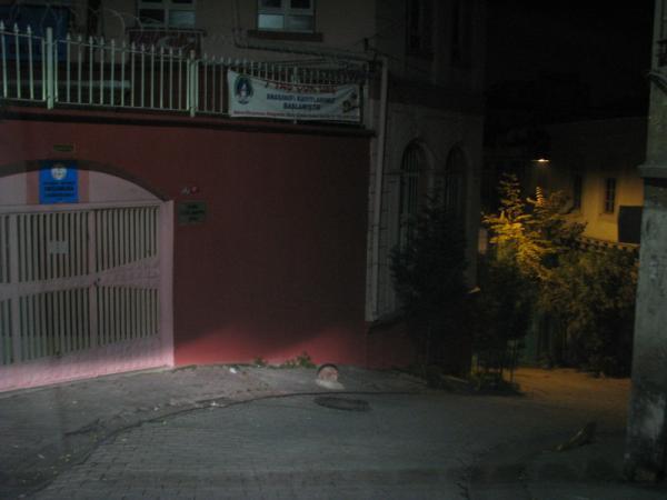 улочки-горочки стамбульские