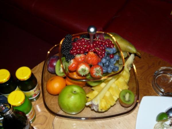 и еще- райские фрукты