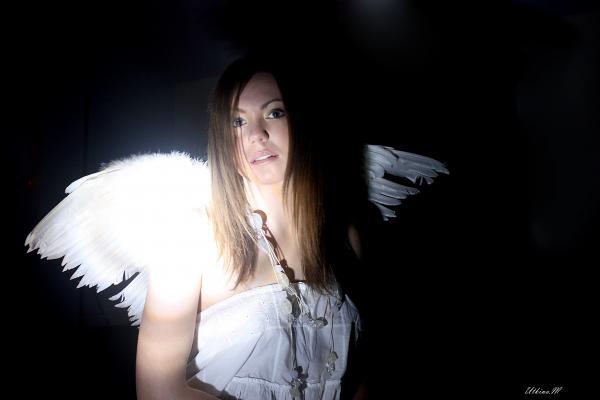 Весной ангелы просыпаются)
